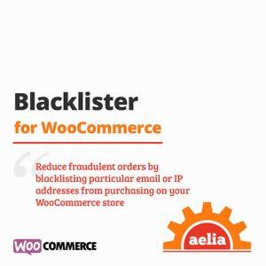 Blacklister for WooCommerce