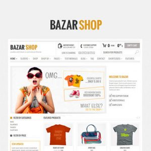 Bazar Shop