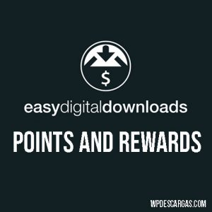 Easy Digital Downloads Points and Rewards