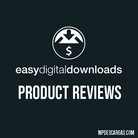 Easy Digital Downloads Product Reviews