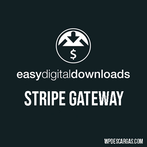 Easy Digital Downloads Stripe Payment Gateway