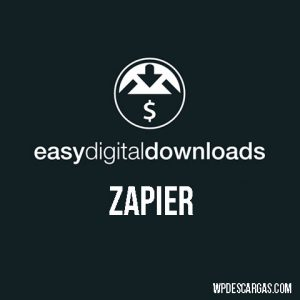 Easy Digital Downloads Zapier
