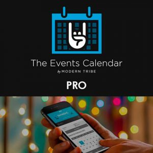 The Events Calendar Pro