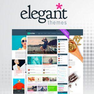Extra Drag & Drop Magazine WordPress Theme