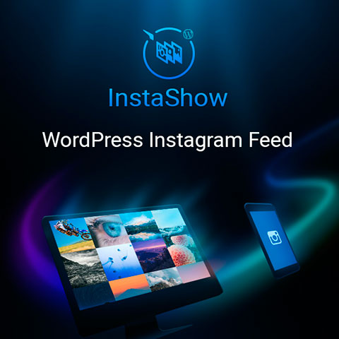 Instashow WordPress Instagram Feed