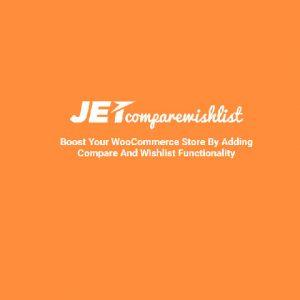 JetCompareWishlist for Elementor