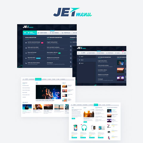 JetMenu for Elementor