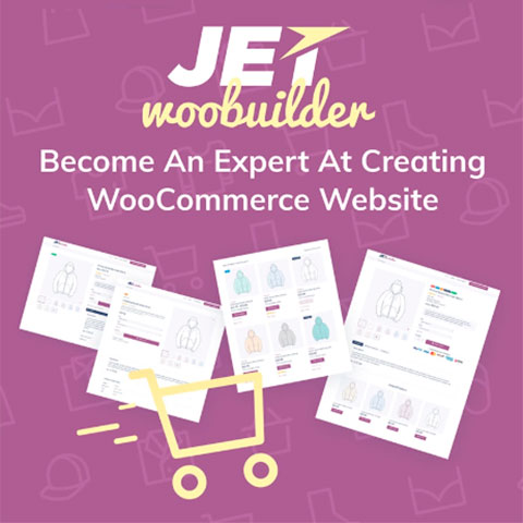 JetWooBuilder for Elementor