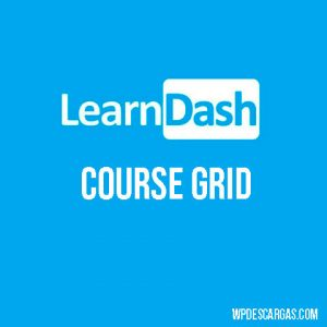LearnDash Course Grid
