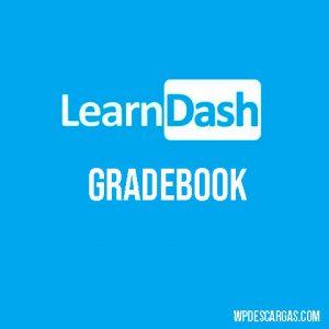 LearnDash Gradebook