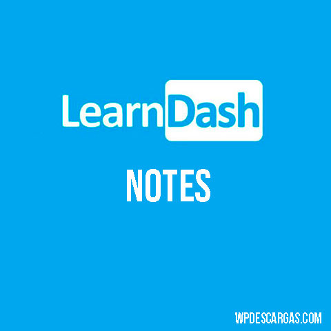 LearnDash Notes