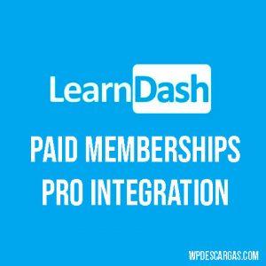 LearnDash Paid Memberships Pro Integration