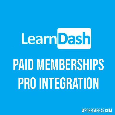 LearnDash Paid Memberships Pro Integration