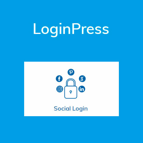 LoginPress Social Login