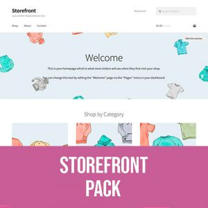 Pack Storefront