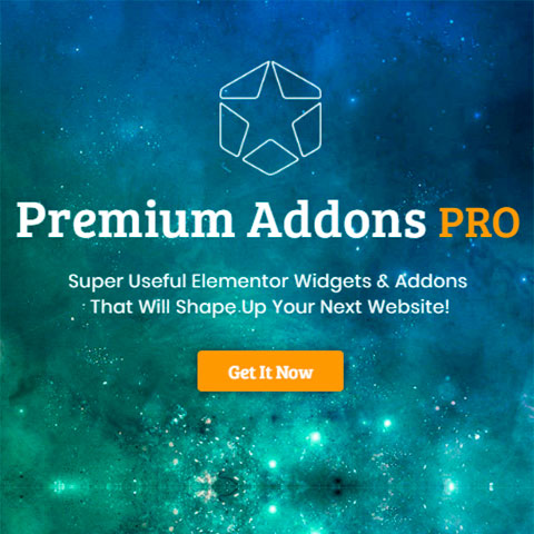 Premium Addons Pro for Elementor