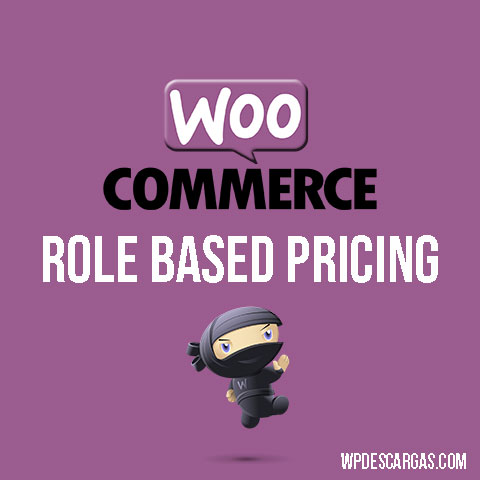 Role Based Pricing for WooCommerce