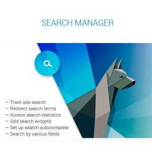 Search Manager - Plugin for WooCommerce and WordPress