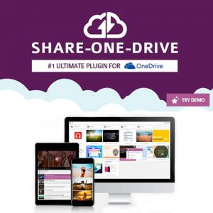Share-one-Drive OneDrive plugin for WordPress