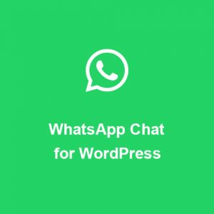 WhatsApp Chat for WordPress by NinjaTeam