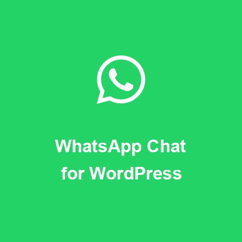 WhatsApp Chat for WordPress by NinjaTeam