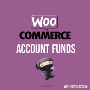 WooCommerce Account Funds