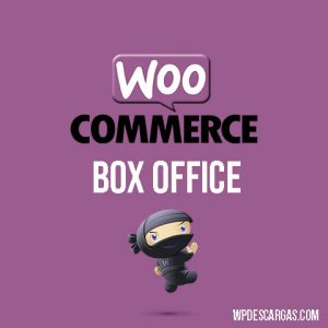 WooCommerce Box Office