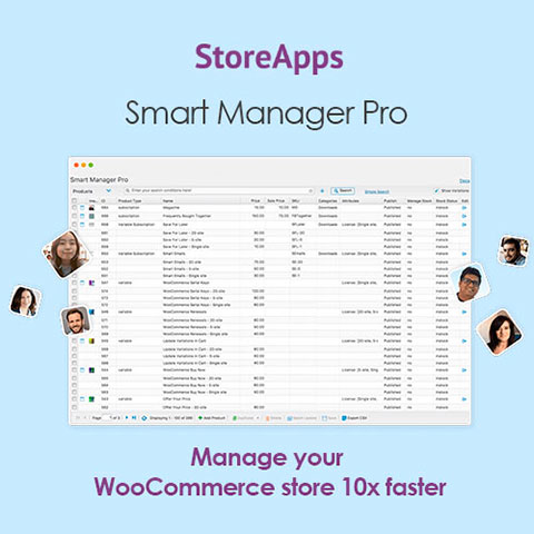 WooCommerce Smart Manager Pro