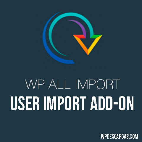 WP All Import User Import Add-On