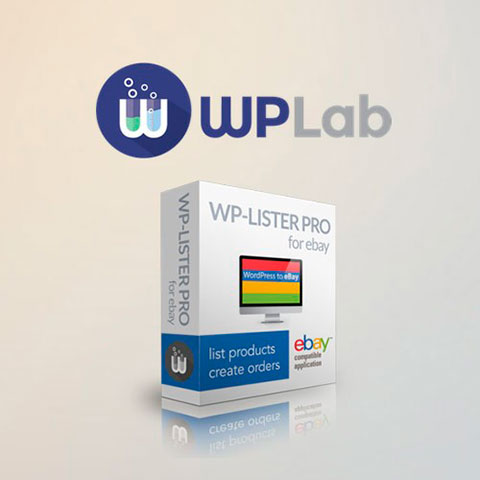 WP-Lister Pro for Ebay