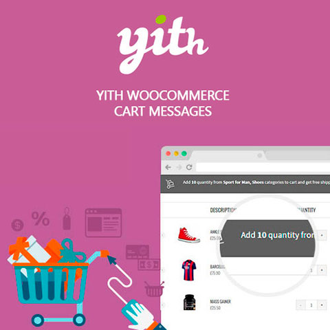 YITH WooCommerce Cart Messages Premium