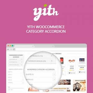 YITH WooCommerce Category Accordion Premium