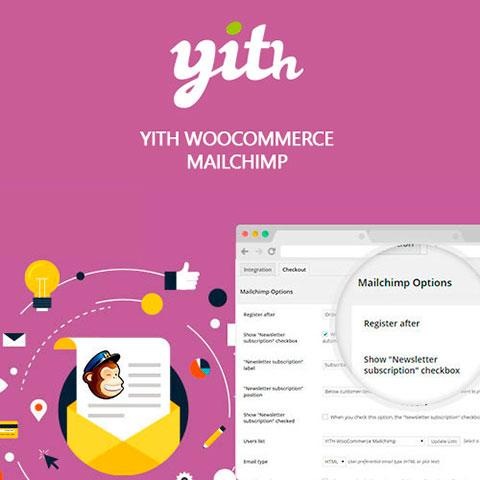 YITH WooCommerce Mailchimp Premium
