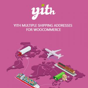 YITH WooCommerce Multiples Shipping Addresses